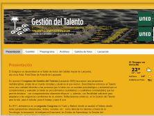 III Congreso Internacional Gestión del Talento