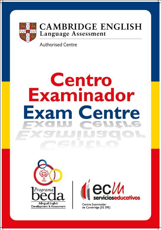 Centro Examinador. Programa Beda