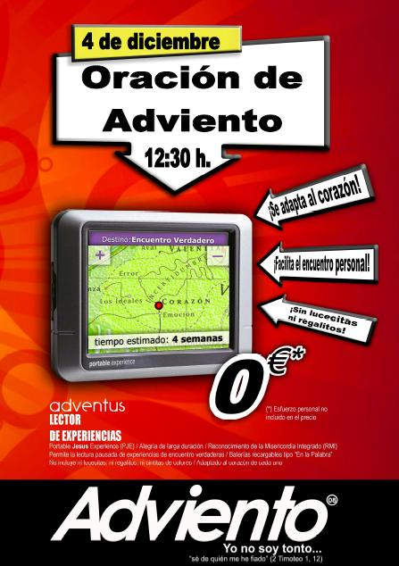 Cartel Adviento 2013