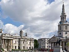 Trafalgar-Square-Londres