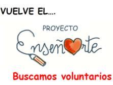 Información Voluntariado: EnseñArte (17 octubre, 11 h)
