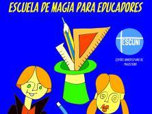 Actuación de magia en Escuni el 19 de mayo de 2016 (EscuMagia)