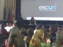 Conferencia y estadía de profesores de Escuni en Portugal