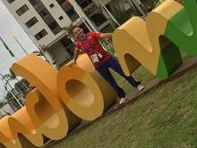 Profesorado de Escuni en los Juegos Paralímpicos Río 2016