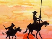 El Quijote 'escrito en vídeo'