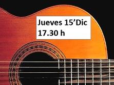 Concierto de guitarra estudiantes Conservatorio T. Berganza