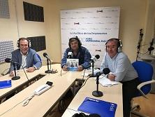 Escuni en el programa de educación de Clikradiotv.es
