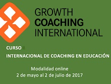 Curso Internacional de Coaching en Educación