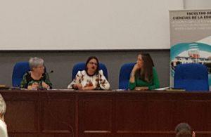 Mesa Redonda de egresados de títulos de educación. Sesión de mañana, Facultad de Ciencias de la Educación de la Universidad de Málaga