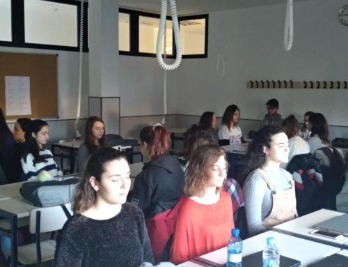 Investigación sobre mindfulness con estudiantes y docentes de Escuni