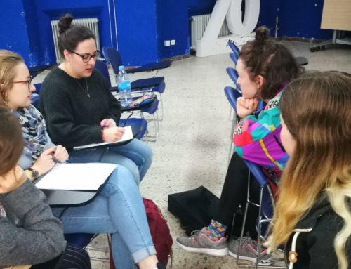 Las Semana Internacional de Escuni acoge estudiantes de Magisterio europeos
