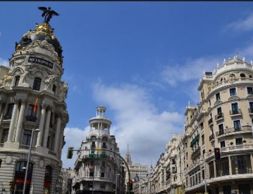 La Gran Vía, un espacio cambiante y un microcosmos de la Guerra Civil en Madrid