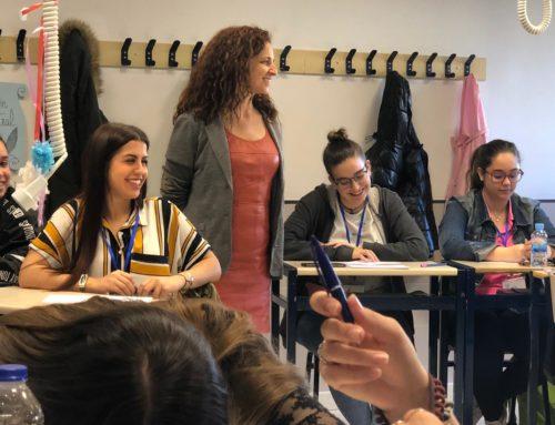 Taller: Preparación para el mercado de trabajo (Centros Marianistas – Escuni)