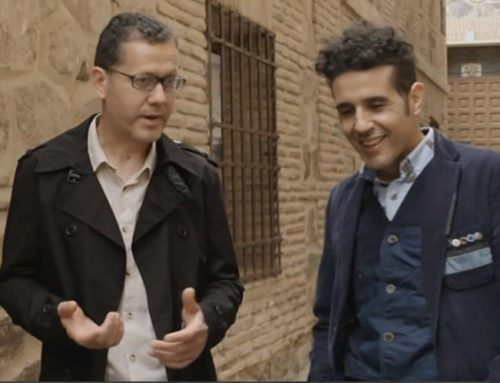 El profesor Óscar Monterreal participa en un reportaje sobre Toledo en TVE La 2