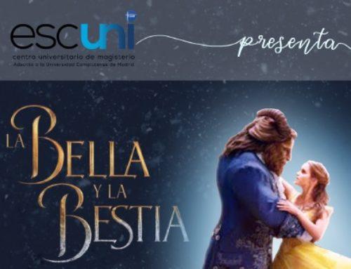 Estudiantes de Escuni interpretan 'La Bella y la Bestia'. Colegio San Gabriel, 26 de abril, 12:30 h