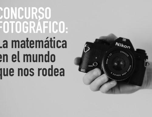 """CONCURSO FOTOGRÁFICO: """"La matemática en el mundo que nos rodea""""que"""
