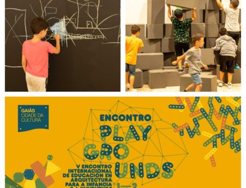 Profesorado de Escuni ponente en V Encuentro Playgrounds