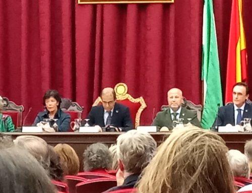 Escuni en la XVII Asamblea Nacional de Decanos y Directores de Educación (Sevilla, octubre 2019)