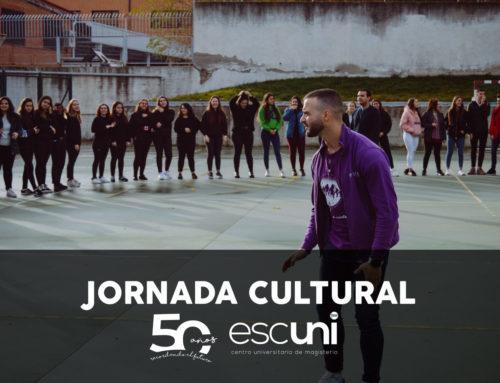 "Jornada Cultural ""Cincuéntame"". 27 de noviembre de 2019"